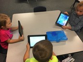 Digital Learning at the Primary