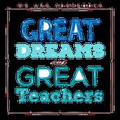 We Are VB Schools!  Great Dreams Need Great Teachers!!