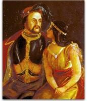 John Rolfe & Pocahontas