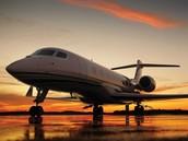 G650 private plane