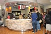 Visit Our Cafes
