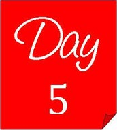 Day 5: Monday December 7th