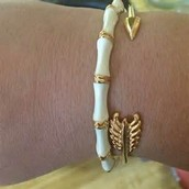 Julep Bangle Ivory