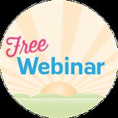 FREE Webinar on Jan 29th!