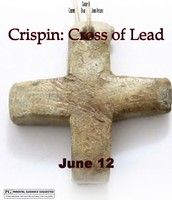 Cross of lead
