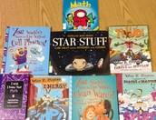New STEAM Books!