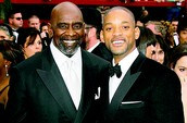 Chris Gardner and Will Smith.