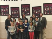 Paloma Creek's Adopt-a-School Art and Essay Competition Winners