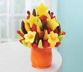 2 edible arrangements
