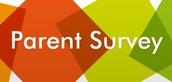 Parent Survey - Last Chance!