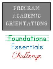 Are you attending a Program Academic Orientation?