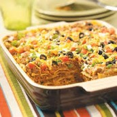 Mexicano lasagna cuatrocientos (4.000)