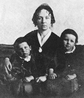 Elizabeth and Two of Her Sons
