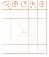 Rocko Game Board
