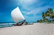 one of sri lanka's amazing beachs