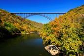 """""""New River Gorge Bridge,.— N.p., 2014. Web. 20 Jan. 2016."""