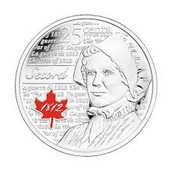 Laura Secord Coin
