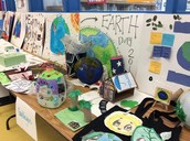 Earth Day Displays