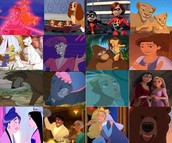MOMS IN DISNEY FILMS