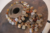 Natural Stone Handmade Necklaces
