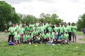 1st Annual Capco MS Field Day