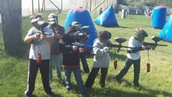 Challenge Park Xtreme Paintball: July 16
