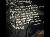 """Insatiable"" Lesley Wheeler"