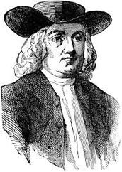 The founder of Pennsylvania Colony: William Penn