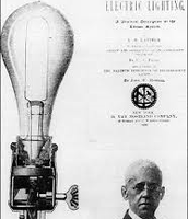 Lewis Howards invention that has helped us for years......The ligt bulb