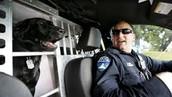 Officer Annie Visits