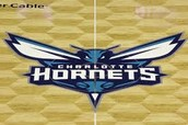 One Charlotte Hornet player will be on each tournament team. Prizes for carziest fans