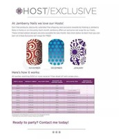 Host A Party!  In Home or Online!