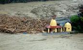 A Hindu Temple in Chamoli district