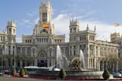 עיר הבירה של ספרד (מדריד)