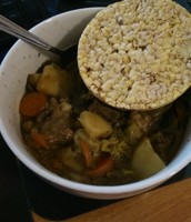 Slow Cooked Beef and Vege Stew