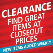 Treasure Chest Clearance