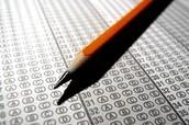 A standardized test