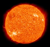 Average main sequence star