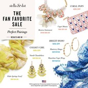 Fan Favs Sale through Thursday, Sept. 24