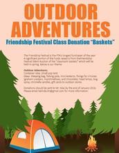 "Friendship Festival Class Donation ""Baskets"""