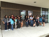 The Maze Runner Movie Outing