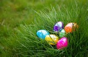 American Legion Auxiliary's Easter Egg Hunt for Holland Elementary