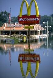 Missouri River Flood Date 1993
