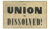 South Secedes (December 1860- June 1861)