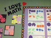 3rd grade loves math