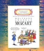 Wolfgang Amadeus Mozart by Mike Venezia