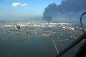 Sendai region hit