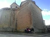 The church os San Miguel