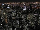 He visitado Nueva York.