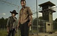 Rick Grimes and carl